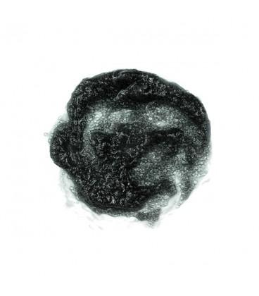 ماسک صورت و اسکراب صیقل دهنده حاوی دانه های شکر سیاه و ذغال (2 در 1)