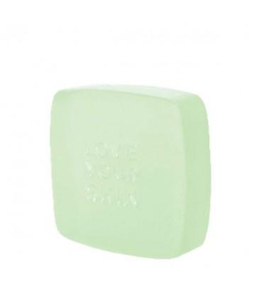 صابون آرایش پاک کن شیر کرمی آلوئه ورا بیول ضد التهاب