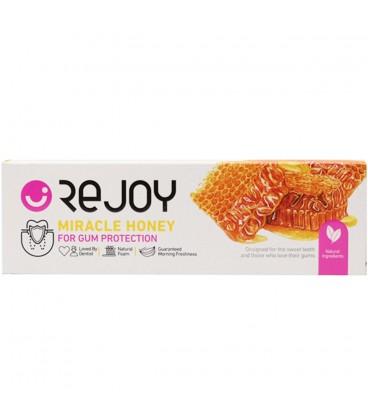 خمیر دندان محافظ لثه ریجوی غنی شده با عسل