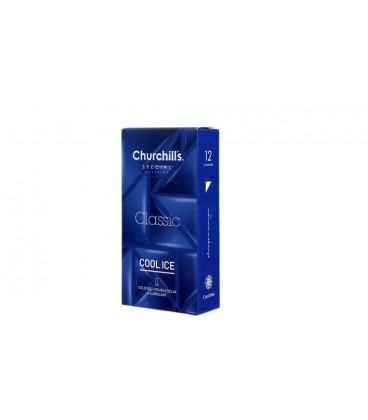 کاندوم اسپشیال تاخیری چرچیلز همراه با دابل روان کننده