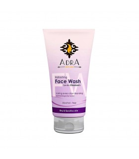 ژل شست و شو صورت آدرا مناسب پوست های خشک و حساس