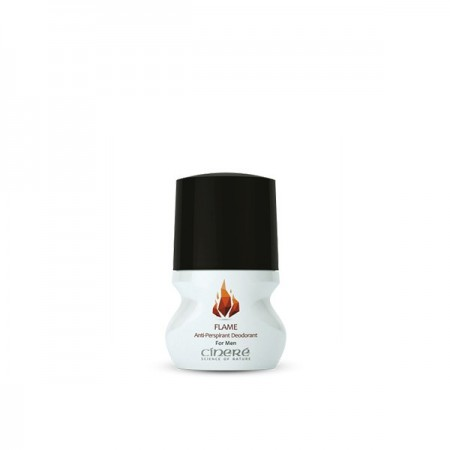 دئودورانت مردانه سینره با رایحه گرم Flame