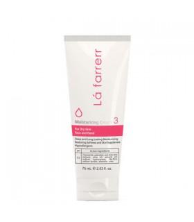 کرم مرطوب کننده و آبرسان لافارر مناسب پوست خشک