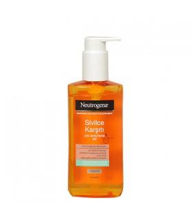 ژل شستشوی Deep Clean نیتروژنا مناسب پوست مستعد آکنه