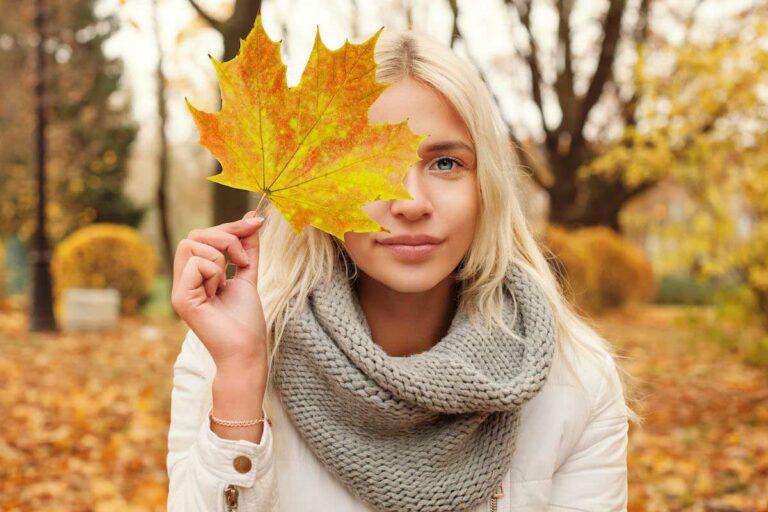 5 روش مراقبت از پوست در پاییز
